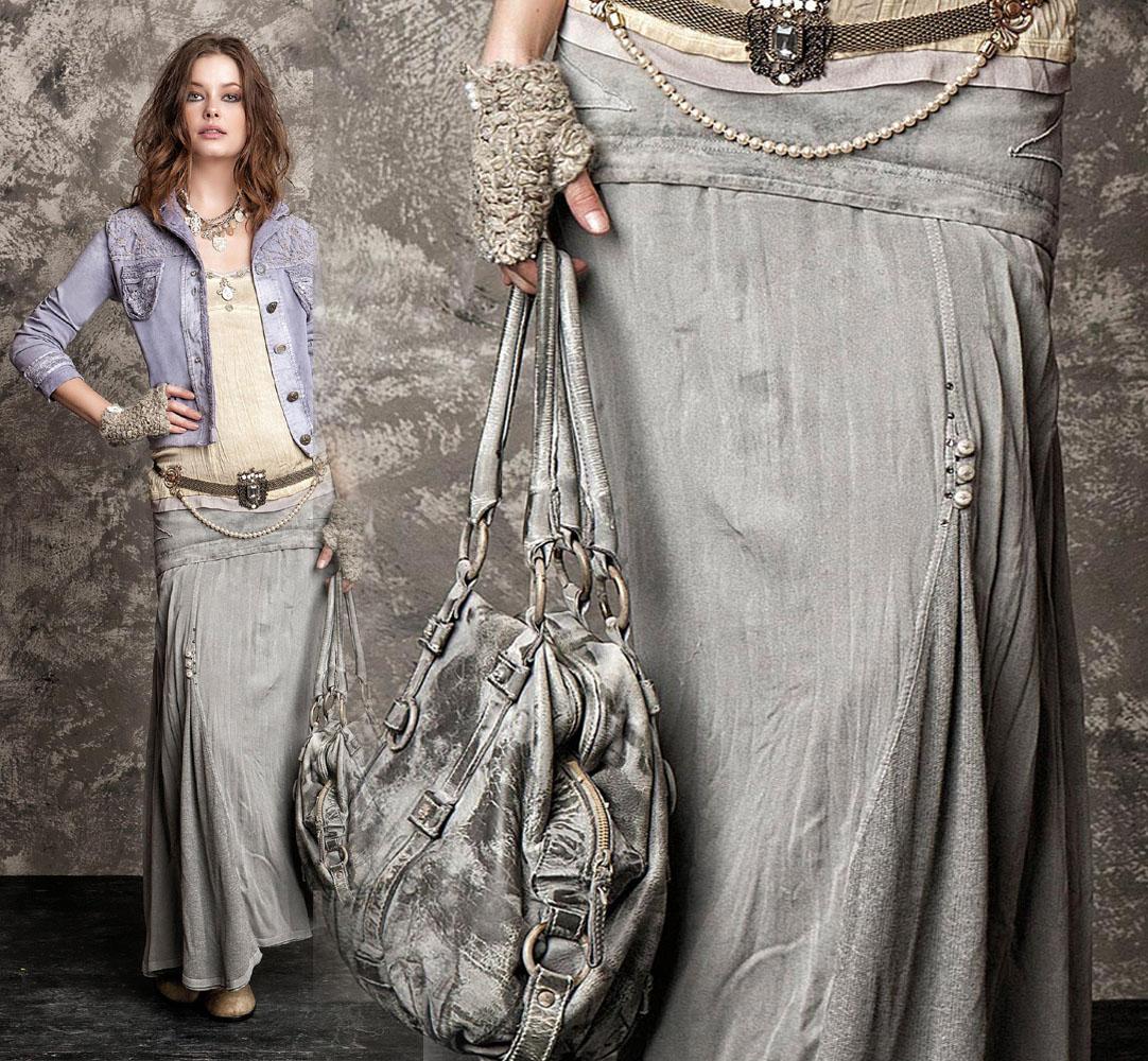 Модная юбка, в бутике и обычный (13 800 р.), и макси (в пол) варианты. Коллекция Elisa Cavaletti, Осень-Зима 2015, арт. ELW143089200M, цвета: черный