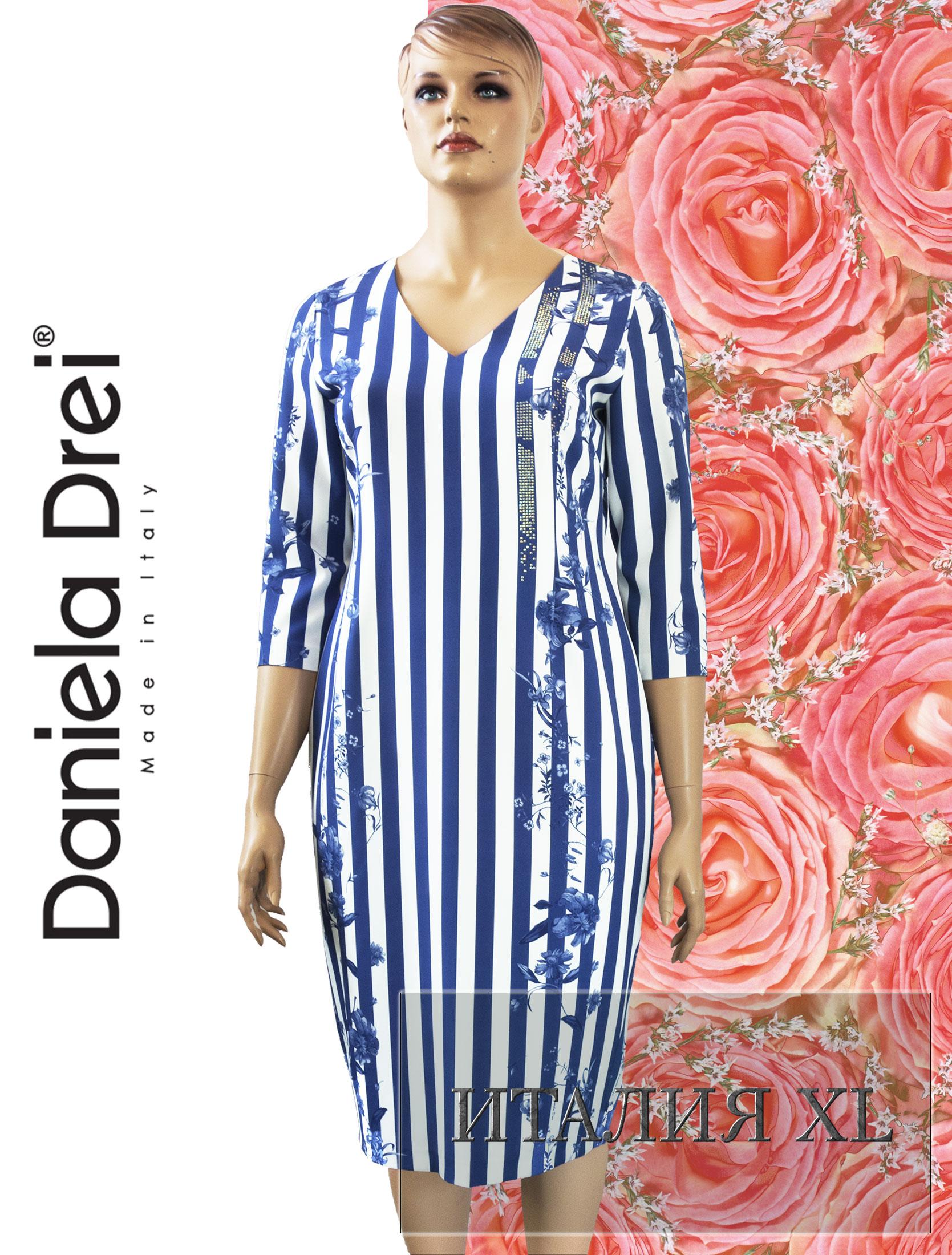 3e06c6d7197 Летние платья большого размера итальянских производителей